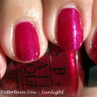OPI Let me Entertain You
