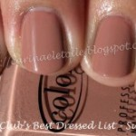 Color Club Spring 2010 – Rebel Debutante