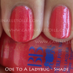 BB Couture – Ode To A Ladybug