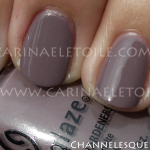 China Glaze – Channelesque
