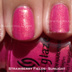 China Glaze – Strawberry Fields