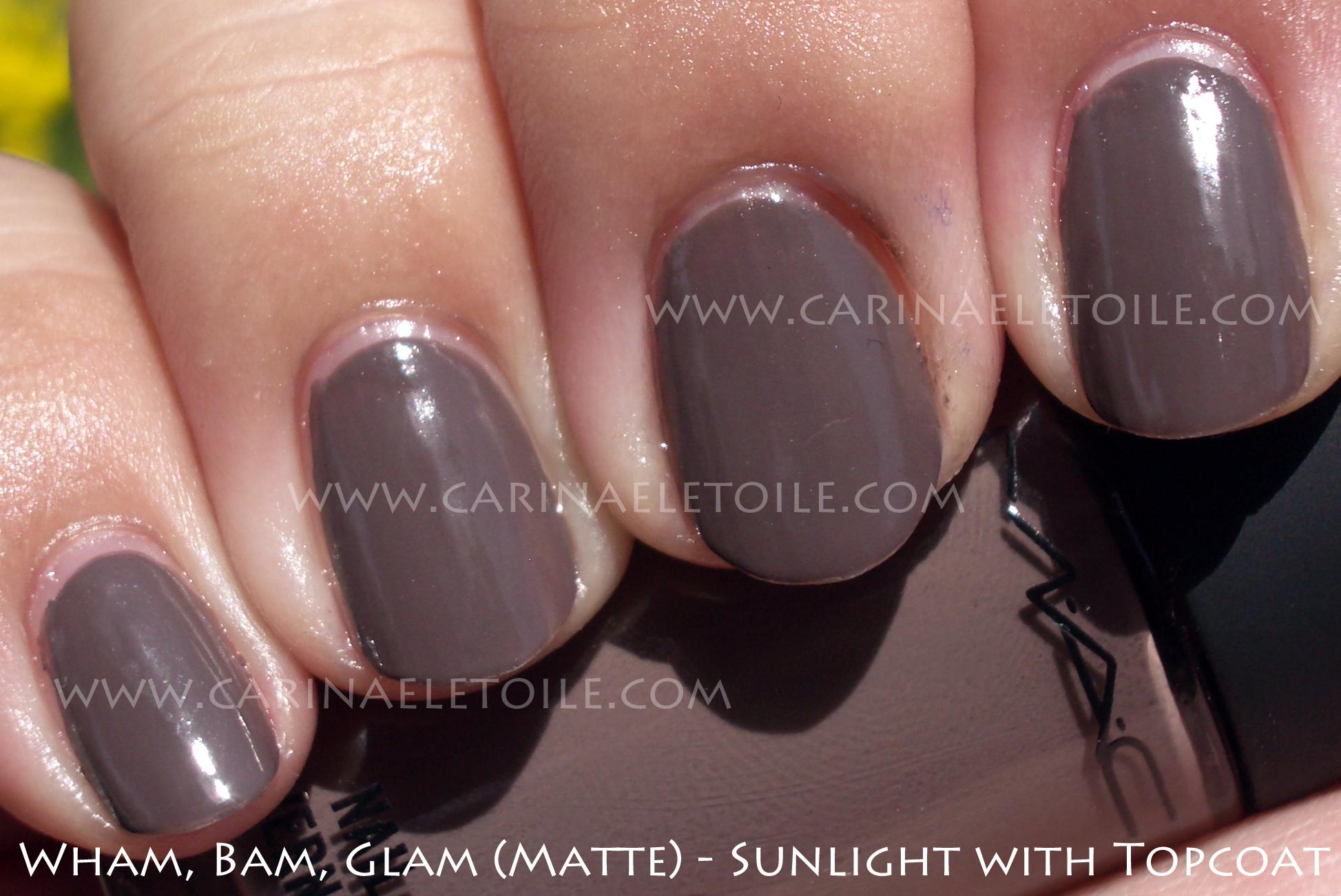MAC – Wham, Bam, Glam | Carinae L\'etoile\'s polish stash