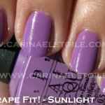 OPI – A Grape Fit!