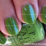 OPI – Green-Wich Village (and a rant)