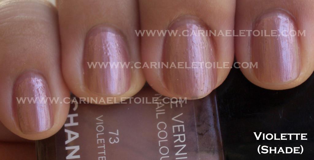 Chanel Violette