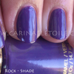 Revlon – Rock and Chanel – Paradoxal