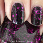 Deborah Lippmann – Bad Romance and Bad Romance v China Glaze's Mummy May I