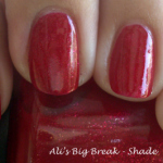 OPI – Burlesque, Part II, Holiday 2010