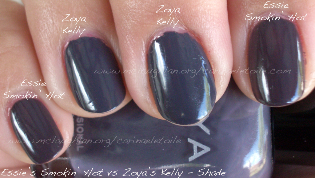 Essie Smokin Hot Zoya Kelly