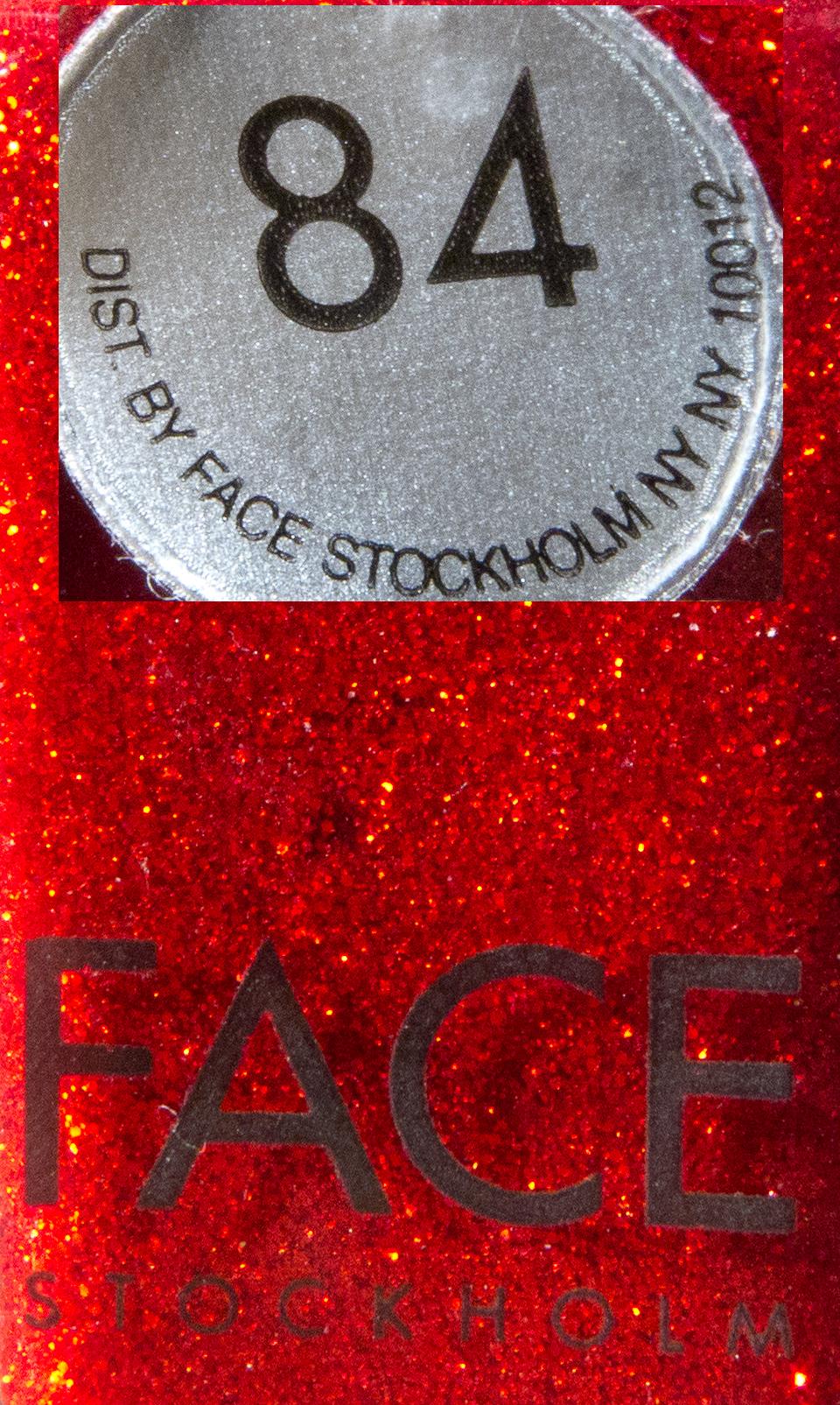 Face Stockholm 84