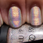 Make Up Store Holographic Nail Polish