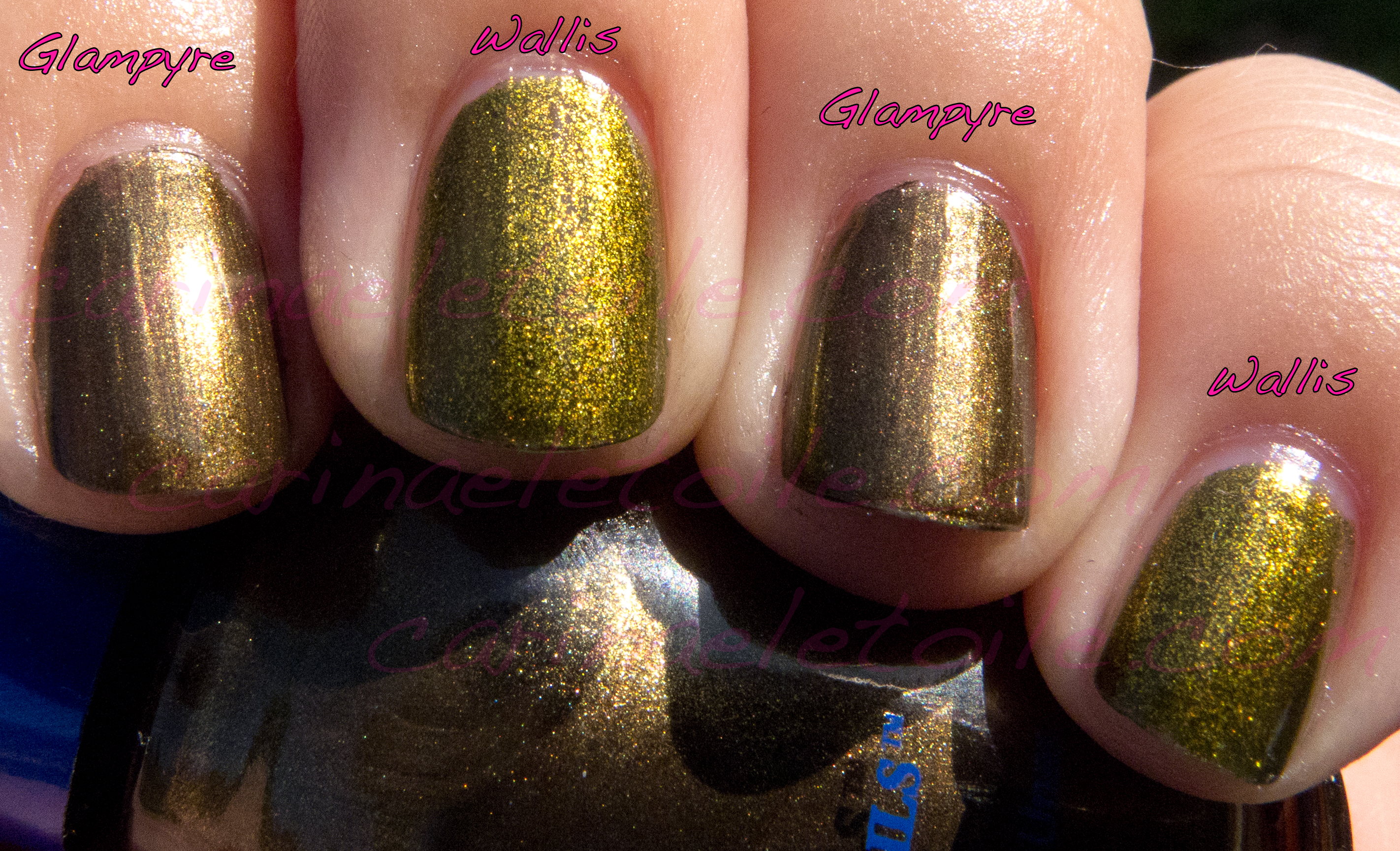 Butter London Wallis BB Couture Glampyre