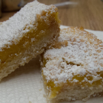 passion fruit lilikoi bars