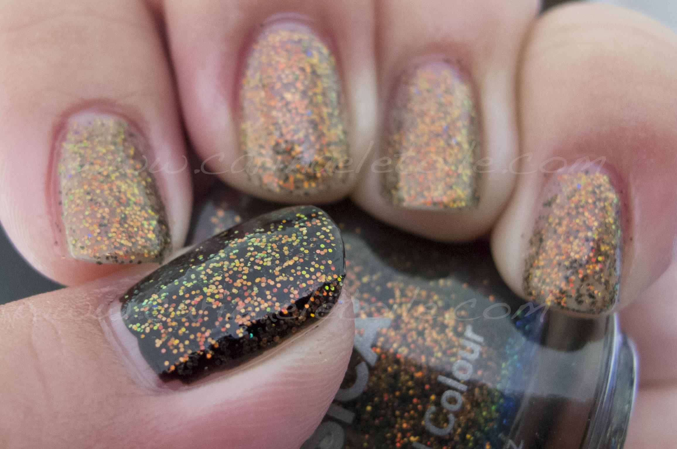 Jessica Nail Polish Glitterati | Carinae L\'etoile\'s polish stash