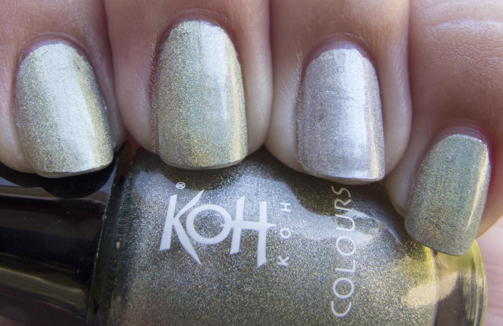 Koh Metallic Green