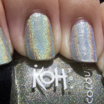 Koh Metallic Green