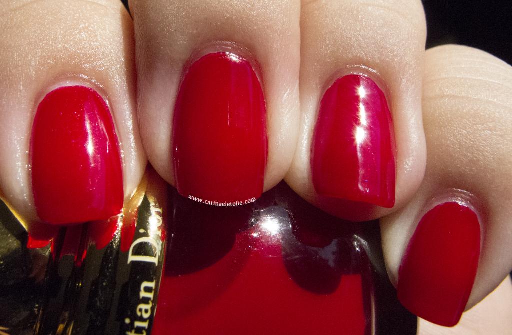 Dior 751 Marilyn Diorific Vernis