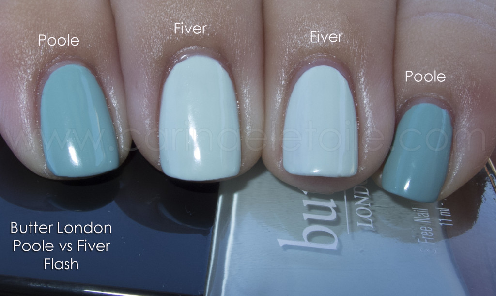 Butter London Poole vs Fiver