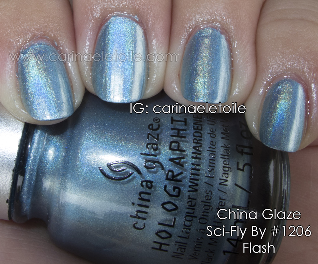 China Glaze Sci-Fly By