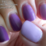 Day 10 Challenge Ombre Nails