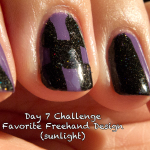 Day 7 Challenge Favorite Freehand Design