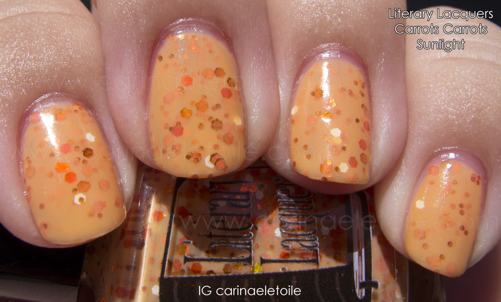 Literary Lacquers Carrots Carrots