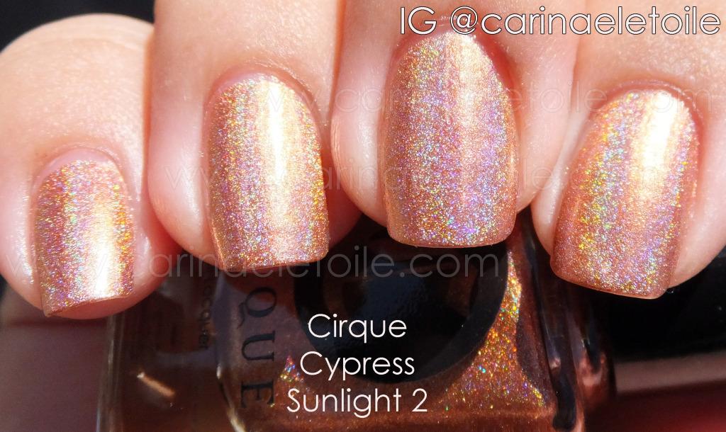 Cirque Cypress