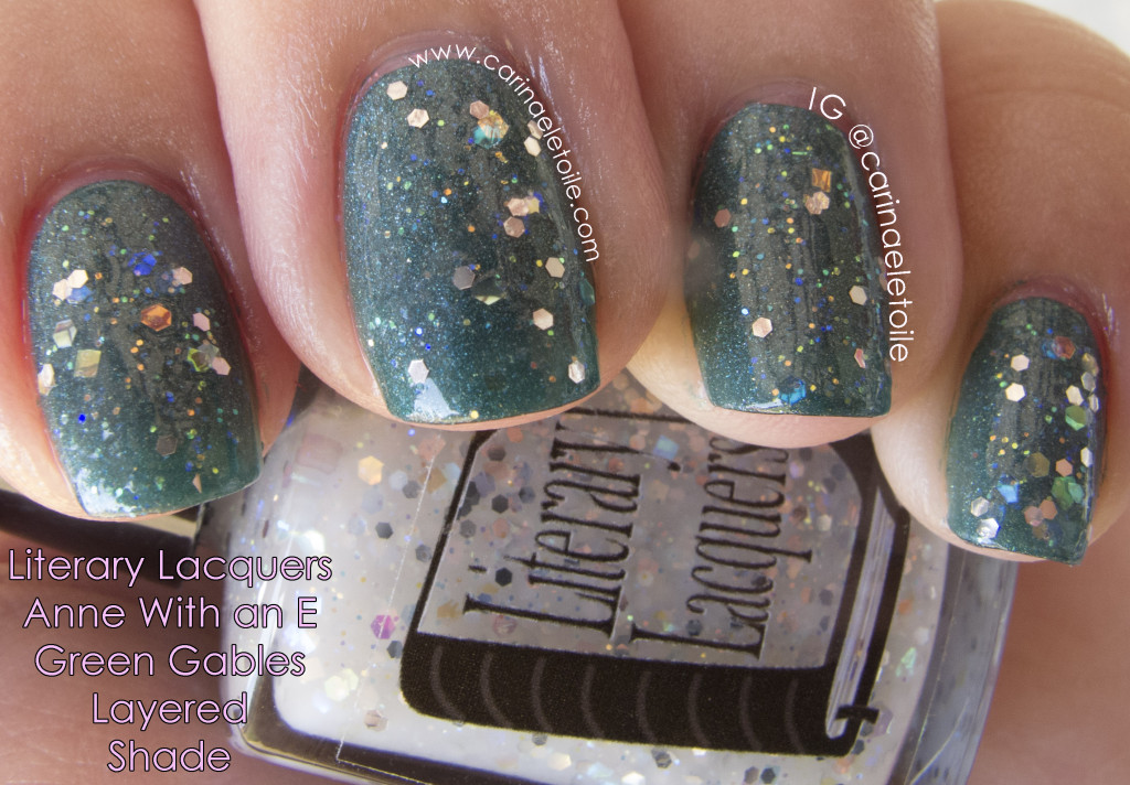 Literary Lacquers Anne With an E Green Gables