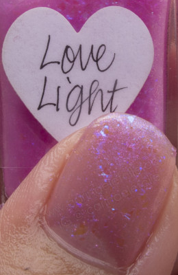 Lynnderella Love Light