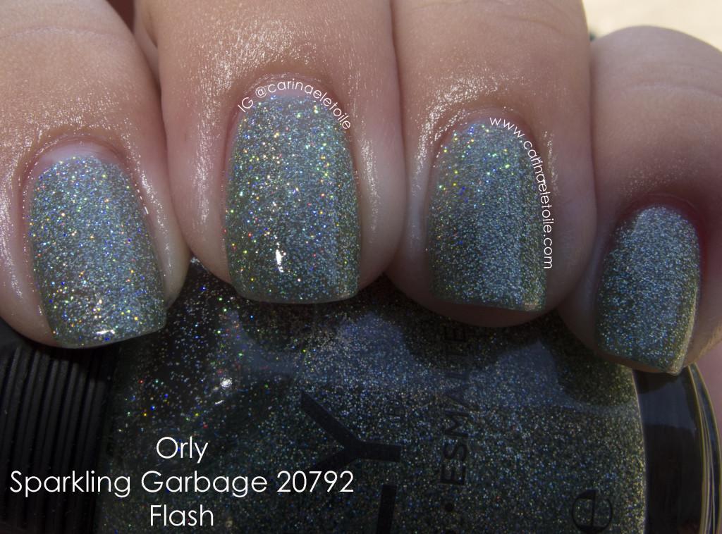 Orly Sparkling Garbage