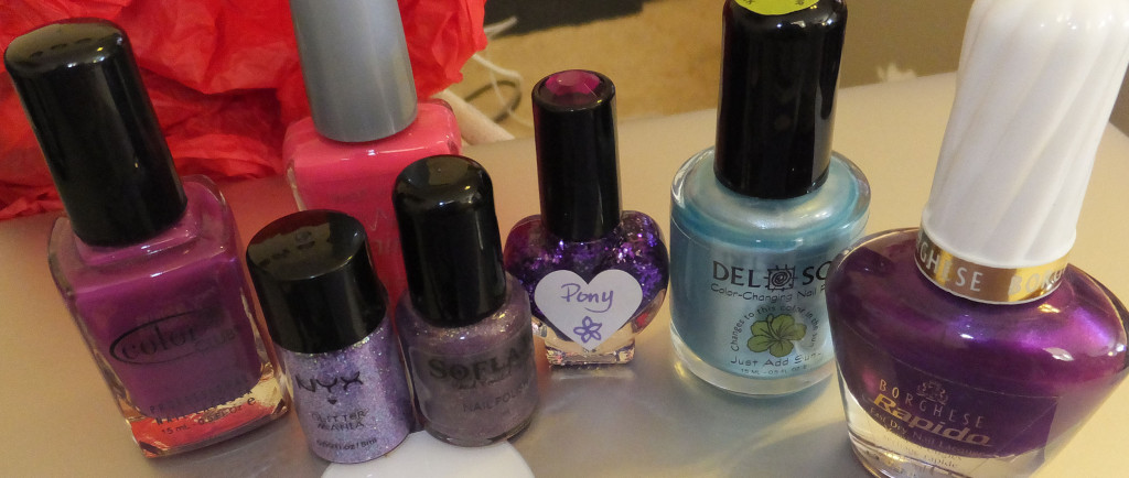 Manicure Addict package