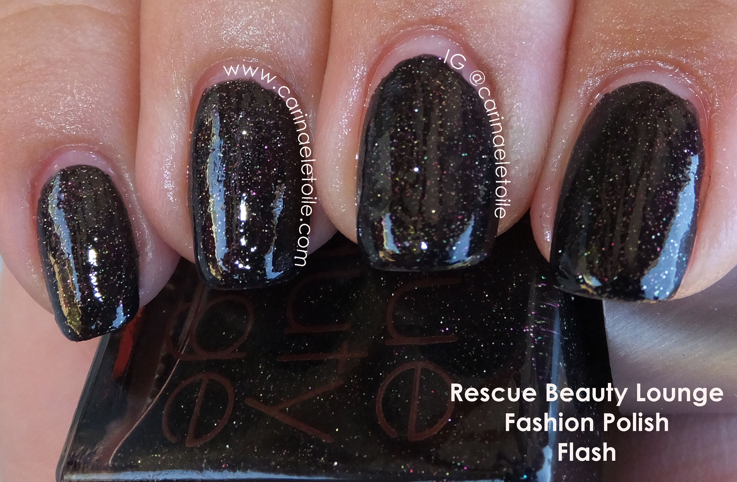Rescue Beauty Lounge Blogger 2.0