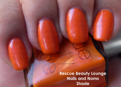 Rescue Beauty Lounge Nails and Noms