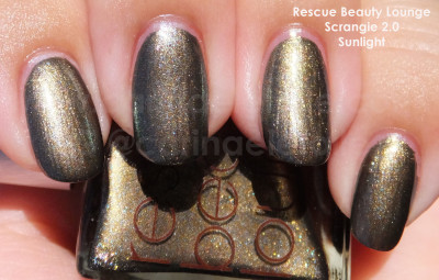 Rescue Beauty Lounge Scrangie