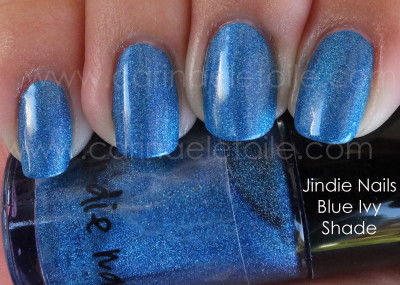 Jindie Nails Blue Ivy