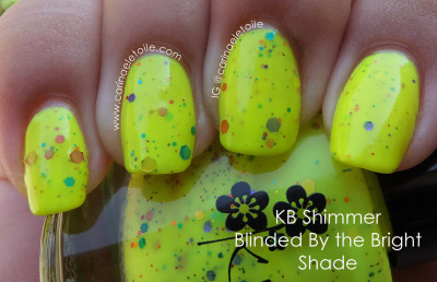 KB Shimmer Blinded By the Bright