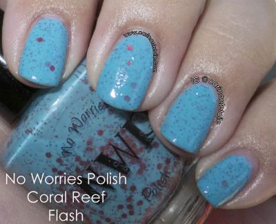 No Worries Polish Coral Reef