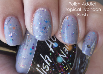 Polish Addict Tropical Typhoon