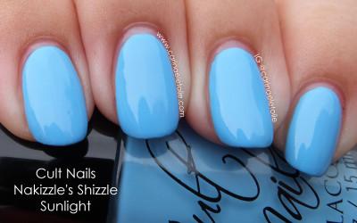 Cult Nails Nakizzle's Shizzle