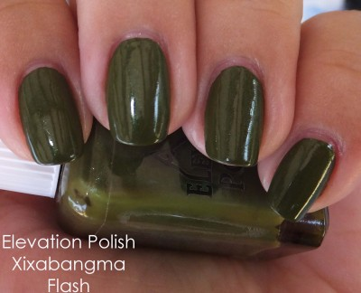 Elevation Polish Xixabangma