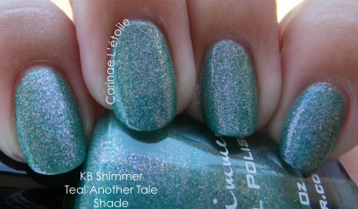 KB Shimmer Teal Another Tale