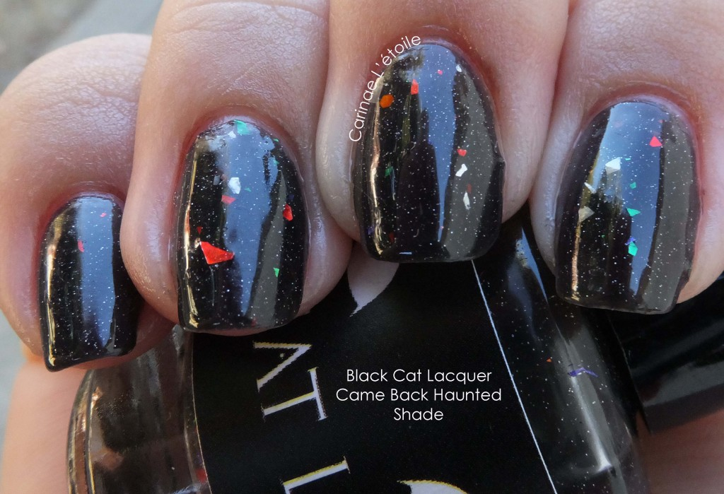 Black Cat Lacquer Came Back Haunted