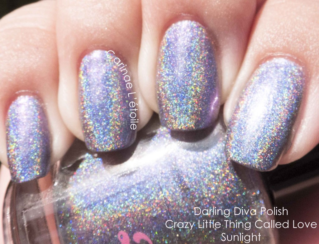 Darling Diva Polish Crazy Little Thing Called Love