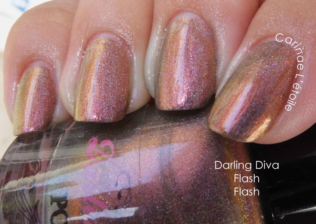 Darling Diva Polish Flash