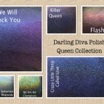 Darling Diva Polish Queen Inspired Collection