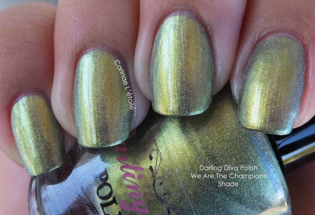 Darling Diva Polish We Are The Champions