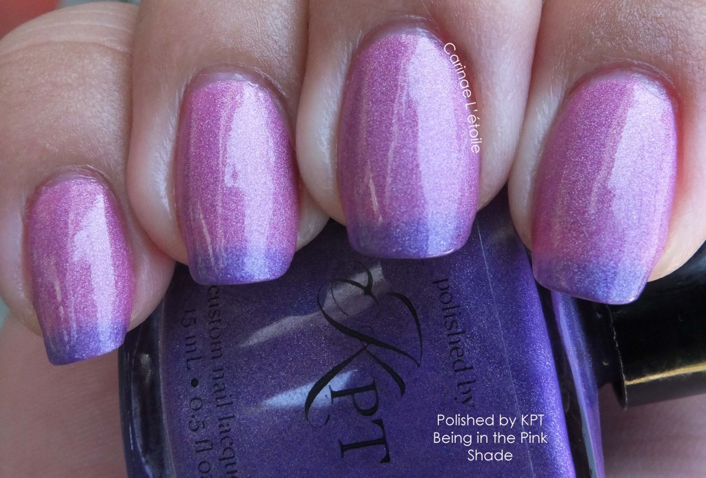 Polished by KPT Being in the Pink