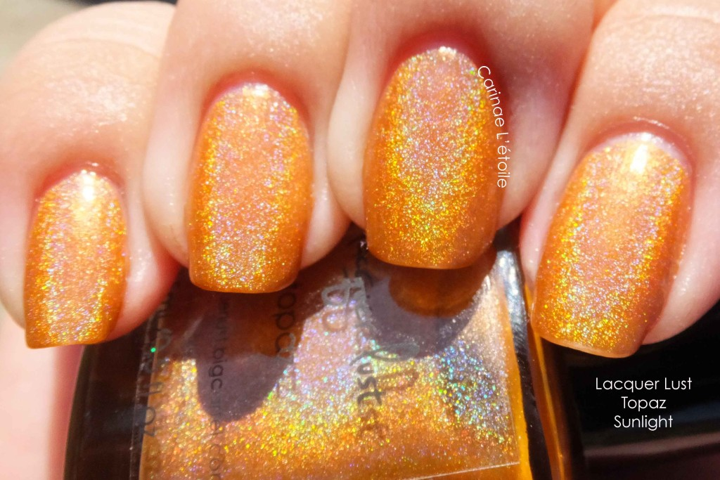 Lacquer Lust Topaz