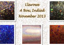 Llarowe a box indied nov 2013