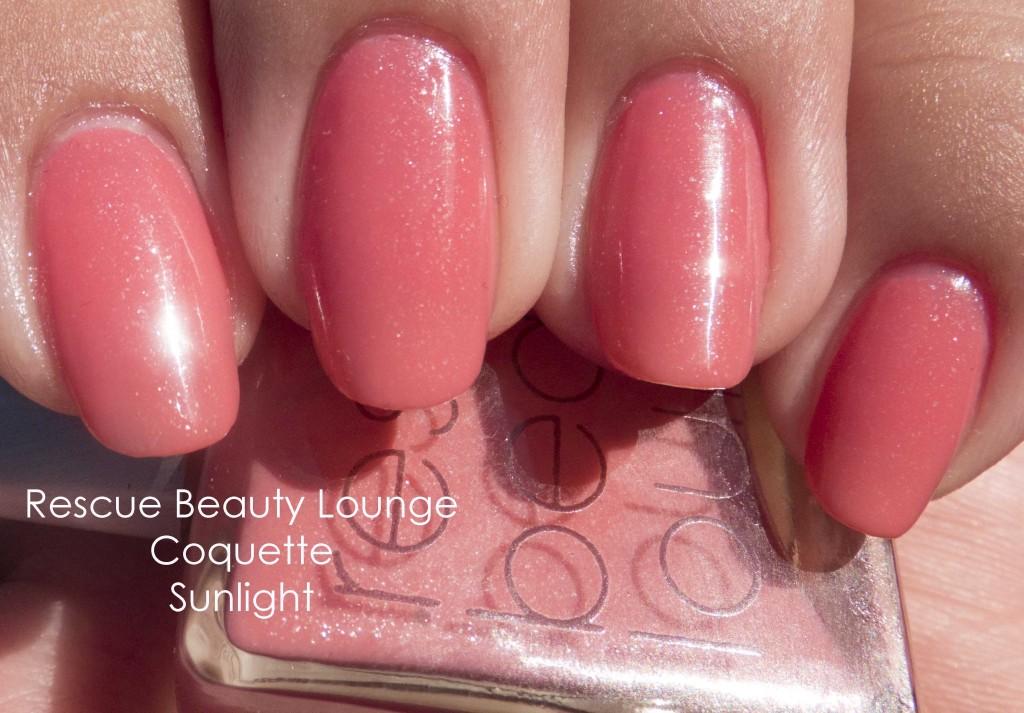 Rescue Beauty Lounge Coquette